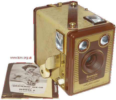Box Brownie Model D