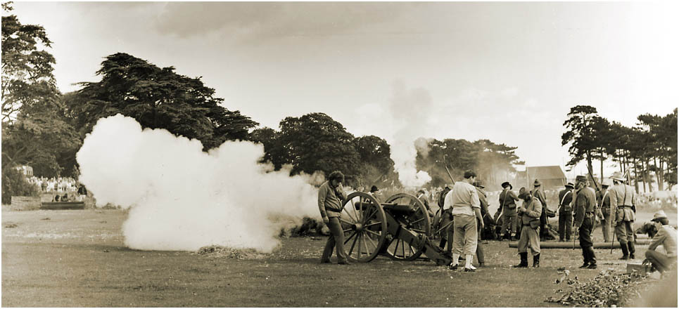 American Civil War re-enactment Society