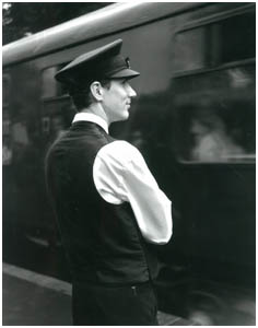 shot of the Stationmaster