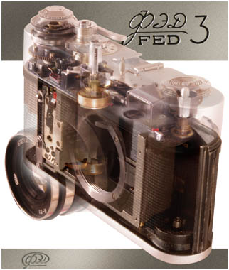 Sectioned view of Fed 3