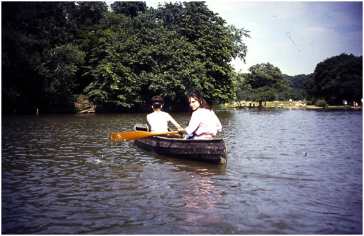 Connaught Water in 1966