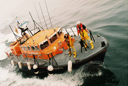 RNLI Poole lifeboat