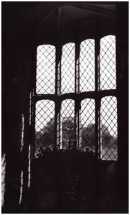 window that Fox-Talbot successfully recorded         in 1835