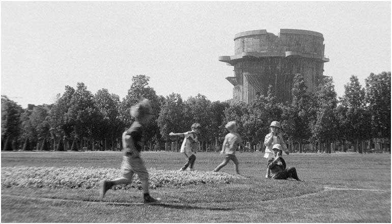 Anti Aircraft Tower, Vienna
